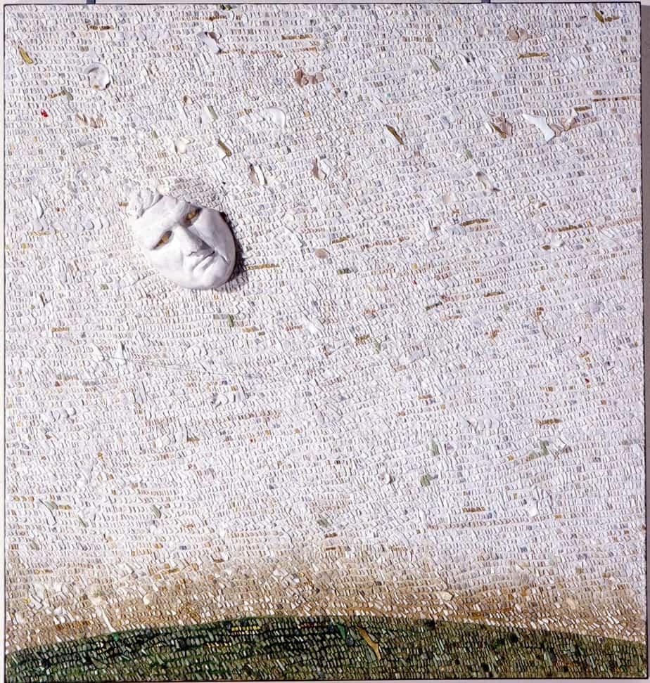 SUONANO E VIBRANO - Felice Nittolo, mosaico, 2002.