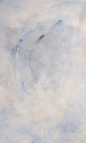 Salvatore Pupillo - Arco   2021, olio su tela 200 x 160 cm