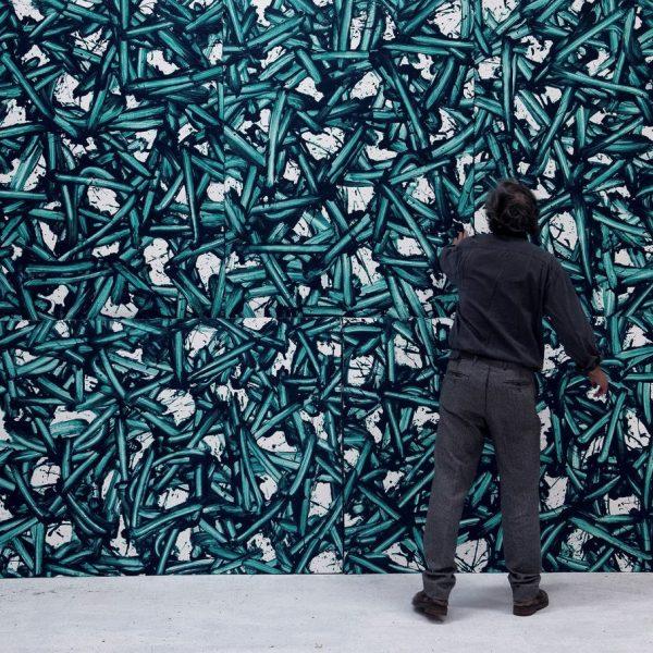 Gianni-Asdrubali-Azotrumbo-2019-pittura-industriale-su-tela-opere-indipendenti-unite-insieme-360x240cm